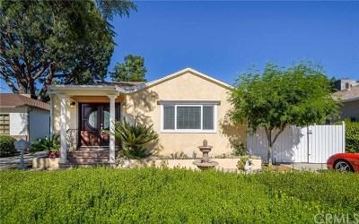 Single Family Home For Sale: 5112 Hesperia Avenue