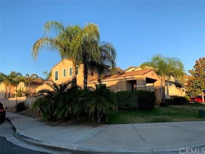 Perris Single Family Home For Sale: 1374 Alta Palma Road