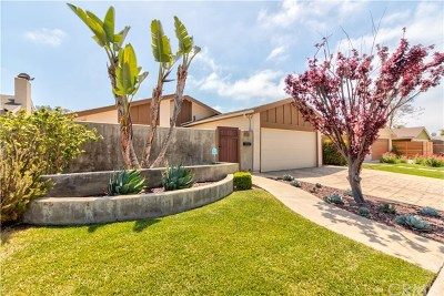 San Clemente Single Family Home For Sale: 858 Camino De Los Mares