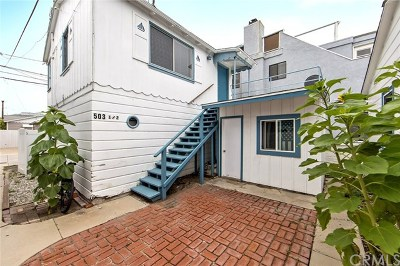 Newport Beach Rental For Rent: 503 34th Street
