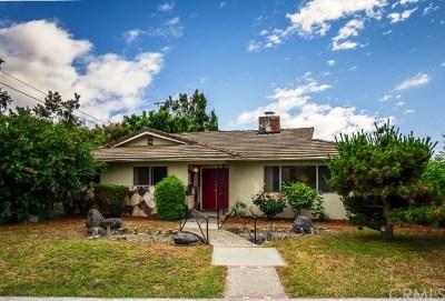 San Gabriel Single Family Home For Sale: 8932 E. Fairview