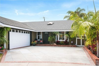 Huntington Beach Single Family Home For Sale: 21121 Red Jacket Circle