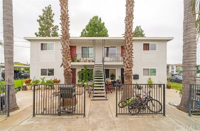 Huntington Beach Multi Family Home For Sale: 7782 Barton Drive