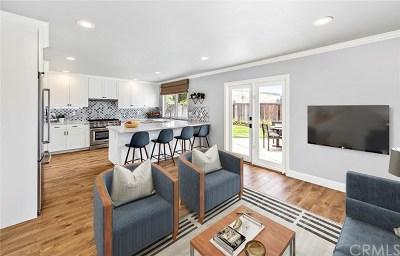 Irvine Single Family Home For Sale: 5392 Catowba Lane