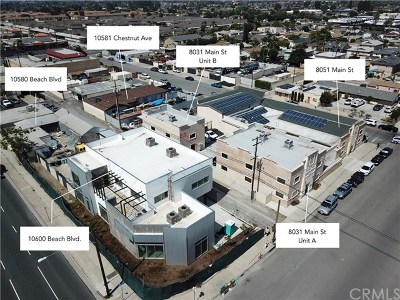 Orange County Commercial For Sale: 8051 Main Street