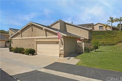 San Clemente Single Family Home For Sale: 130 Avenida Baja