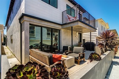 Newport Beach Single Family Home For Sale: 417 Harding Street
