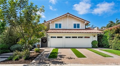 Laguna Niguel Single Family Home For Sale: 24601 Kings Road