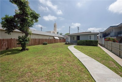 Whittier Single Family Home For Sale: 7308 Pickering Avenue
