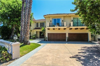 Laguna Niguel Single Family Home For Sale: 5 Riverstone