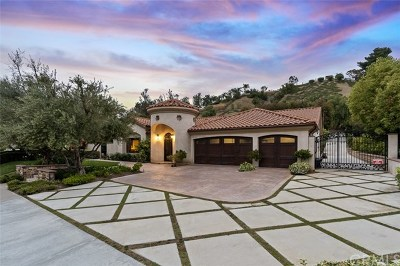 Laguna Hills Single Family Home For Sale: 27122 Lost Colt Drive