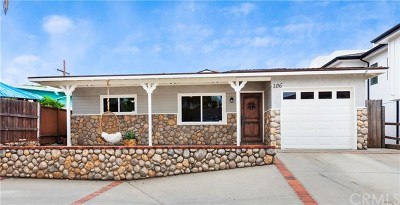 San Clemente Single Family Home For Sale: 106 Avenida Dominguez