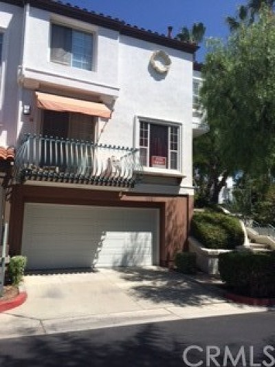 Tustin Condo/Townhouse For Sale: 2873 Ballesteros Lane