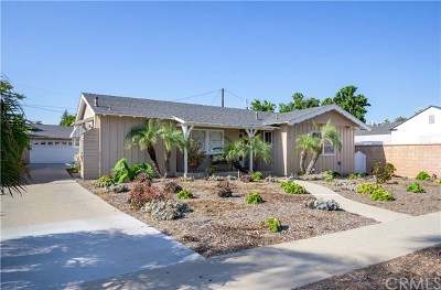 Santa Ana Single Family Home For Sale: 1113 W 15th Street