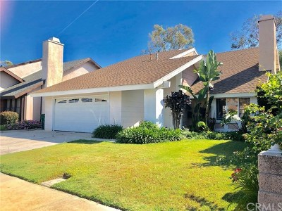 Irvine Single Family Home For Sale: 35 Lindberg