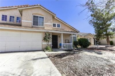 Adelanto Single Family Home For Sale: 11785 Cornell Street