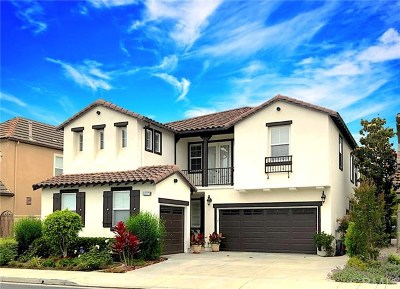 Huntington Beach Single Family Home For Sale: 18571 Amalia Lane