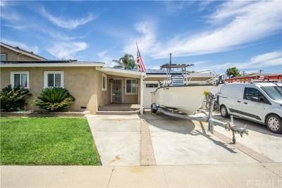 Orange Single Family Home For Sale: 2837 E Barkley Avenue