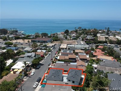 Laguna Beach Single Family Home For Sale: 264 San Joaquin Street