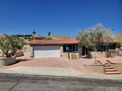 Desert Hot Springs Single Family Home For Sale: 9290 Calle De Vecinos
