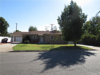 Riverside Single Family Home For Sale: 4702 McFarland Street