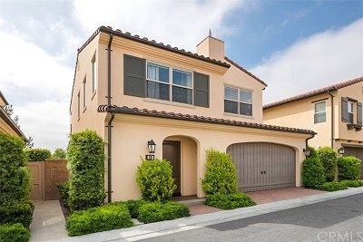 Irvine Condo/Townhouse For Sale: 52 Rembrandt