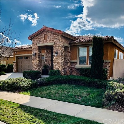 Calimesa Single Family Home For Sale: 1248 Heritage Drive