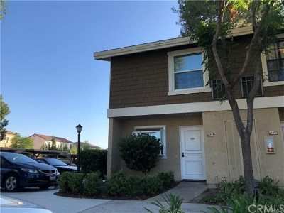 Irvine Condo/Townhouse For Sale: 229 Pineview
