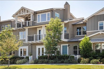 Orange County Condo/Townhouse For Sale: 114 Sencillo Place #2