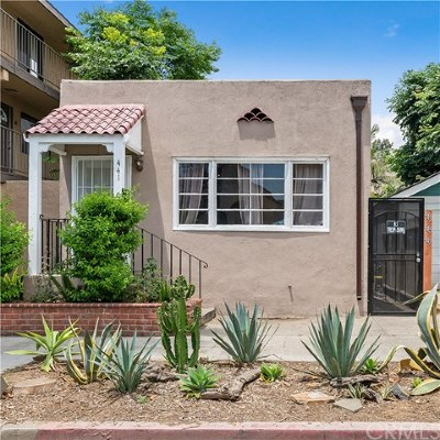 Long Beach Multi Family Home For Sale: 441 Lime Avenue