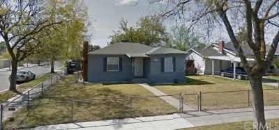 Fresno Single Family Home For Sale: 2996 E Michigan Avenue