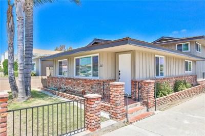 Huntington Beach Multi Family Home For Sale: 7837 Newman Avenue