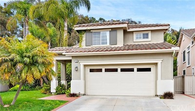 San Clemente Single Family Home Active Under Contract: 23 Chapital