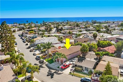 San Clemente Condo/Townhouse For Sale: 148 W Mariposa #A
