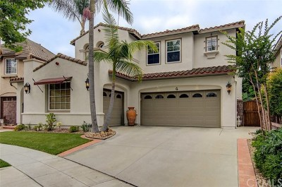 Ladera Ranch Single Family Home For Sale: 4 Sommerville Place