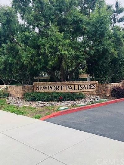 Orange County Rental For Rent: 20320 Estuary Lane