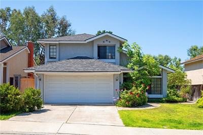 Rancho Santa Margarita Single Family Home For Sale: 32062 Pleasant Glen Road
