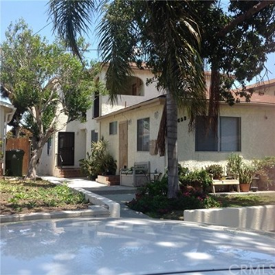 San Pedro Multi Family Home For Sale: 658 W 23rd Street