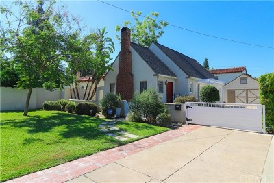 Single Family Home For Sale: 412 W Santa Clara Avenue