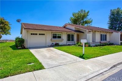 Mission Viejo Single Family Home For Sale: 28032 Via Congora