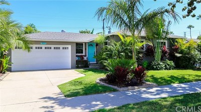 Orange Single Family Home For Sale: 1804 E Mayfair Avenue