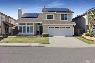Single Family Home Active Under Contract: 27665 Carballo