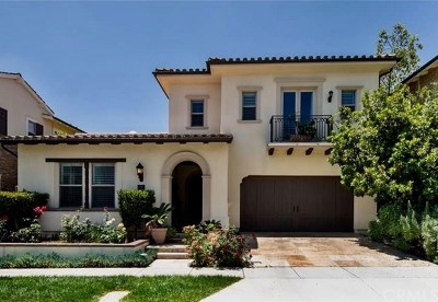 Irvine Single Family Home For Sale: 74 Harrison
