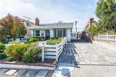 San Clemente Single Family Home For Sale: 12 W Avenida San Gabriel
