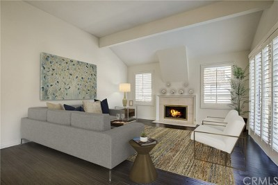 Newport Beach Condo/Townhouse For Sale: 63 Corsica Drive #38