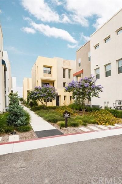 Irvine Condo/Townhouse For Sale: 214 Paramount