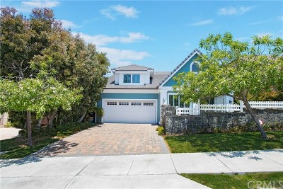 Dana Point Single Family Home For Sale: 34438 Via Verde