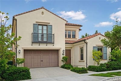 Irvine Single Family Home For Sale: 117 Summer Lilac
