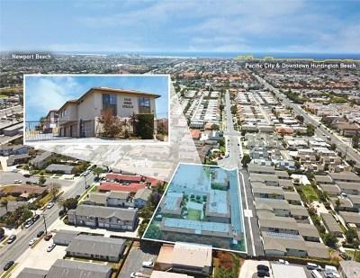 Huntington Beach Multi Family Home For Sale: 2202 Hess Circle