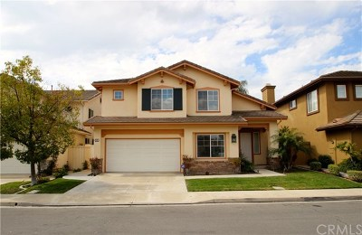 Irvine CA Single Family Home Active Under Contract: $1,115,000